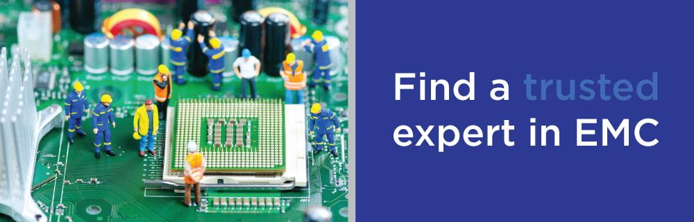 CPU in computer