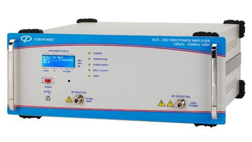 Broadband 100 W Power Amplifier For Emc Conducted Immunity