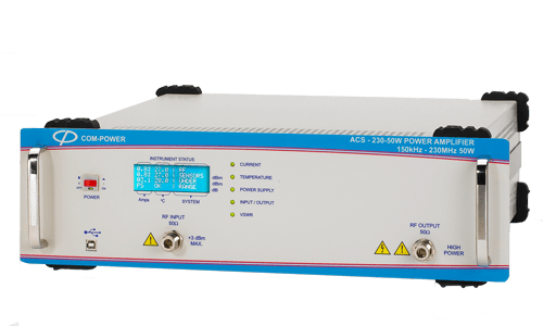 Broadband Power Amplifiers For EMC Immunity Test: DC-Microwave