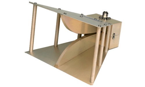 double ridge guide horn antenna