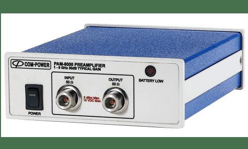PAM-6000 Preamplifier