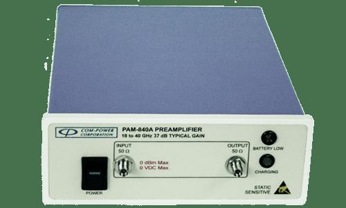 PAM-840A Preamplifier