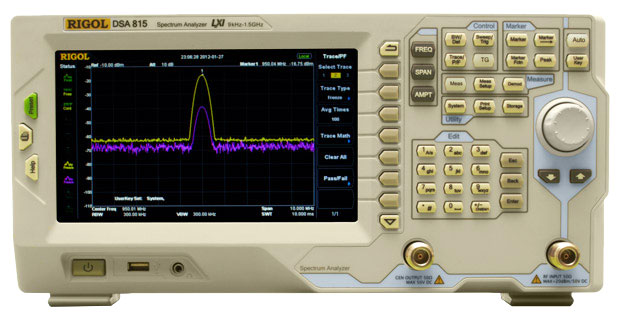 Spectrum Analyzers For Emc Testing Emi Spectrum Analysis