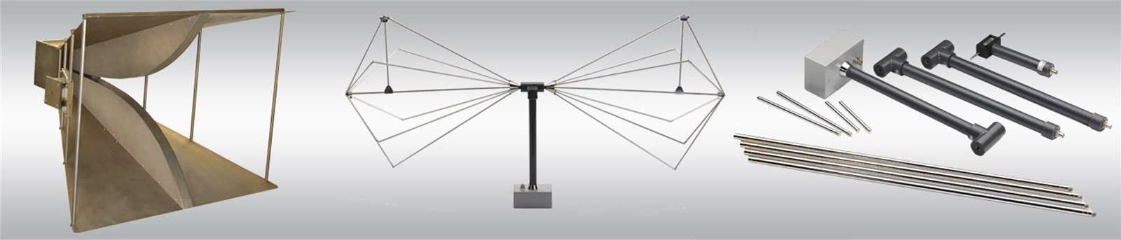 Antennas - Horn, Dipole, Log Periodic, And More!
