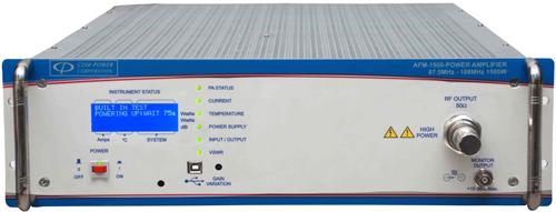 Power Amplifiers for FM transmitters: 1500 W, 2000 W, 3000 W, etc