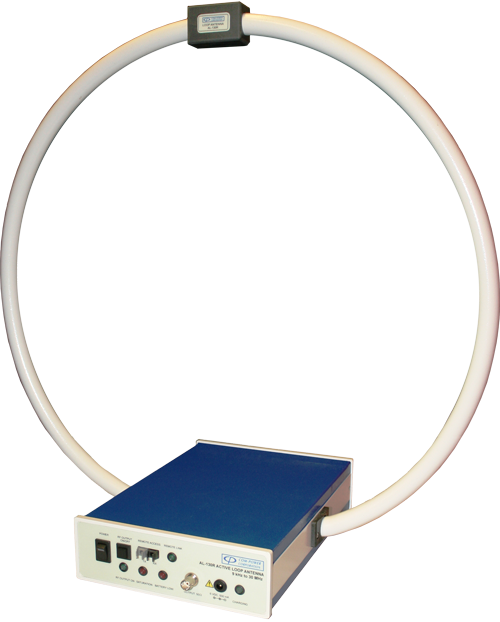 Active Loop Antenna for EMC Test