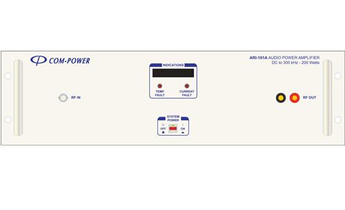 225 Watts Power Amplifier: DC -300 KHz