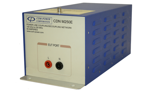 50 Amp CDN for Two Conductors Powerline