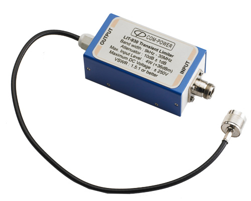 Transient Limiter for Protecting Spectrum Analyzer