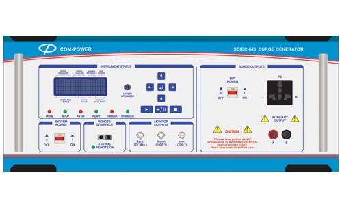 Surge Generator for IEC 61000-4-5 Testing