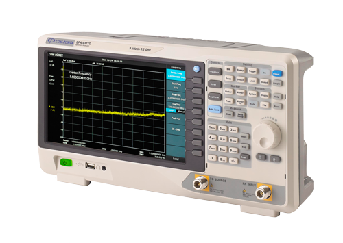 Spectrum Analyzer for EMI-EMC Testing