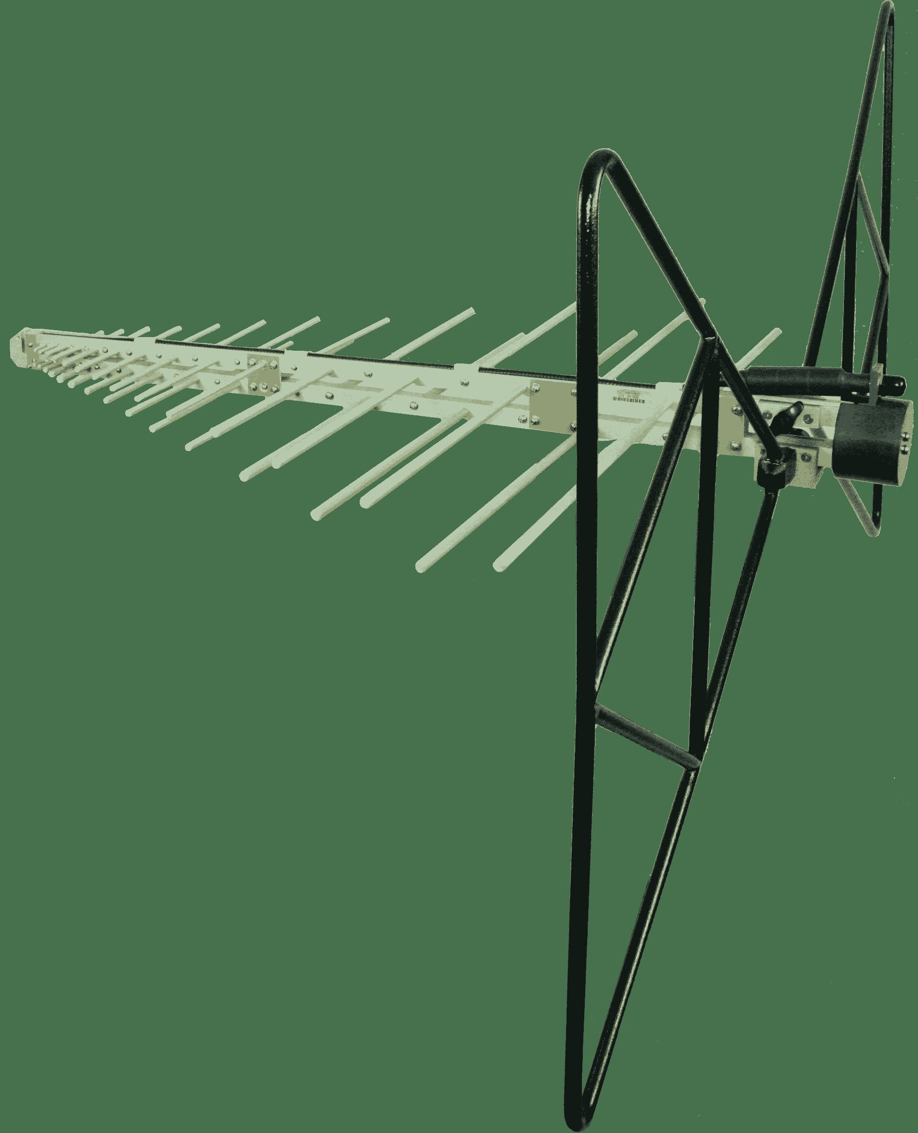 broadband combilog antenna