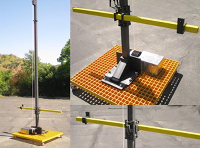 Antenna Mast For EMC Testing