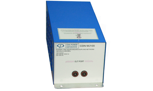 Powerline 100 Amp CDN for Two Conductors