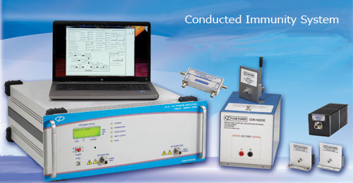 Conducted Immunity Test System -25 Watts