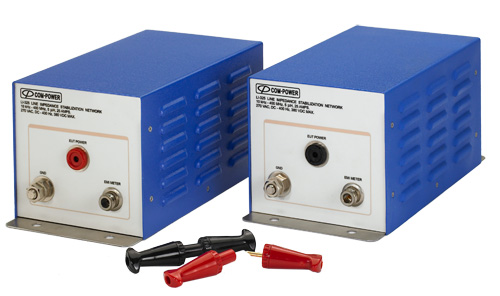 LISN 25 Amps for DO-160 & MIL-STD 461