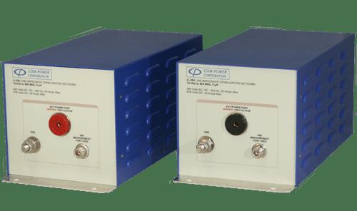 LISN 50 Amps for DO-160 & MIL-STD 461