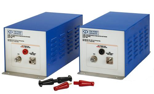 LISN 25 Amps for MIL-STD 461
