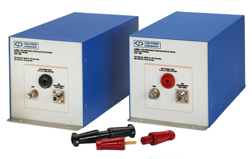 line impedance stabilization network