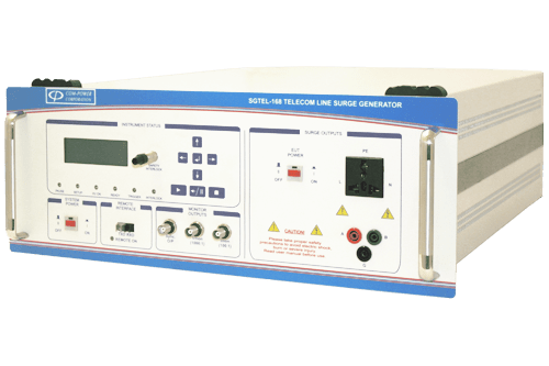 Surge Generator for Telecom Testing for FCC Part 68