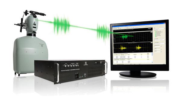 Telecom Analyzer Model TCA 4100