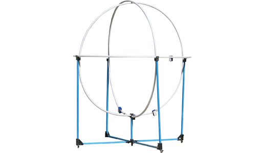 van veen triple loop antenna system