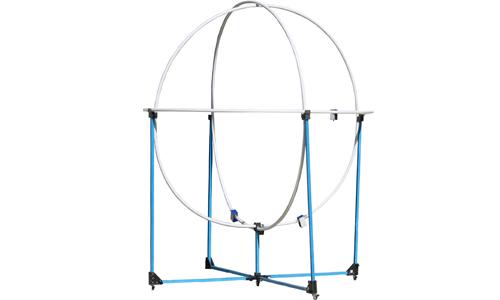 Van Veen Triple Loop Antenna
